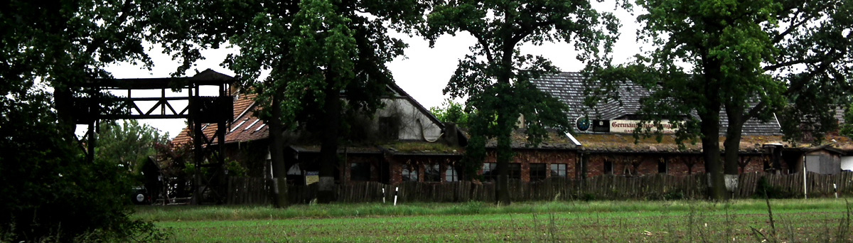 germanisches Langhaus